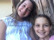 Gracee and Sashi selfie